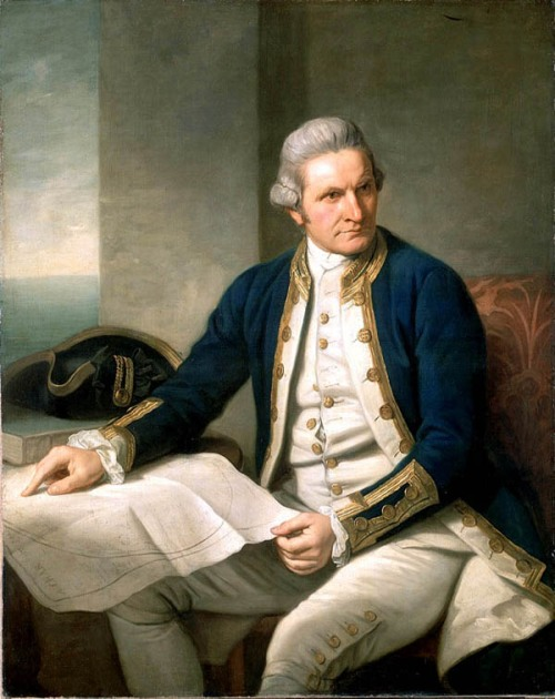 Captain Cook 7 November 1728 – 14 February 1779, British explorer and navigator